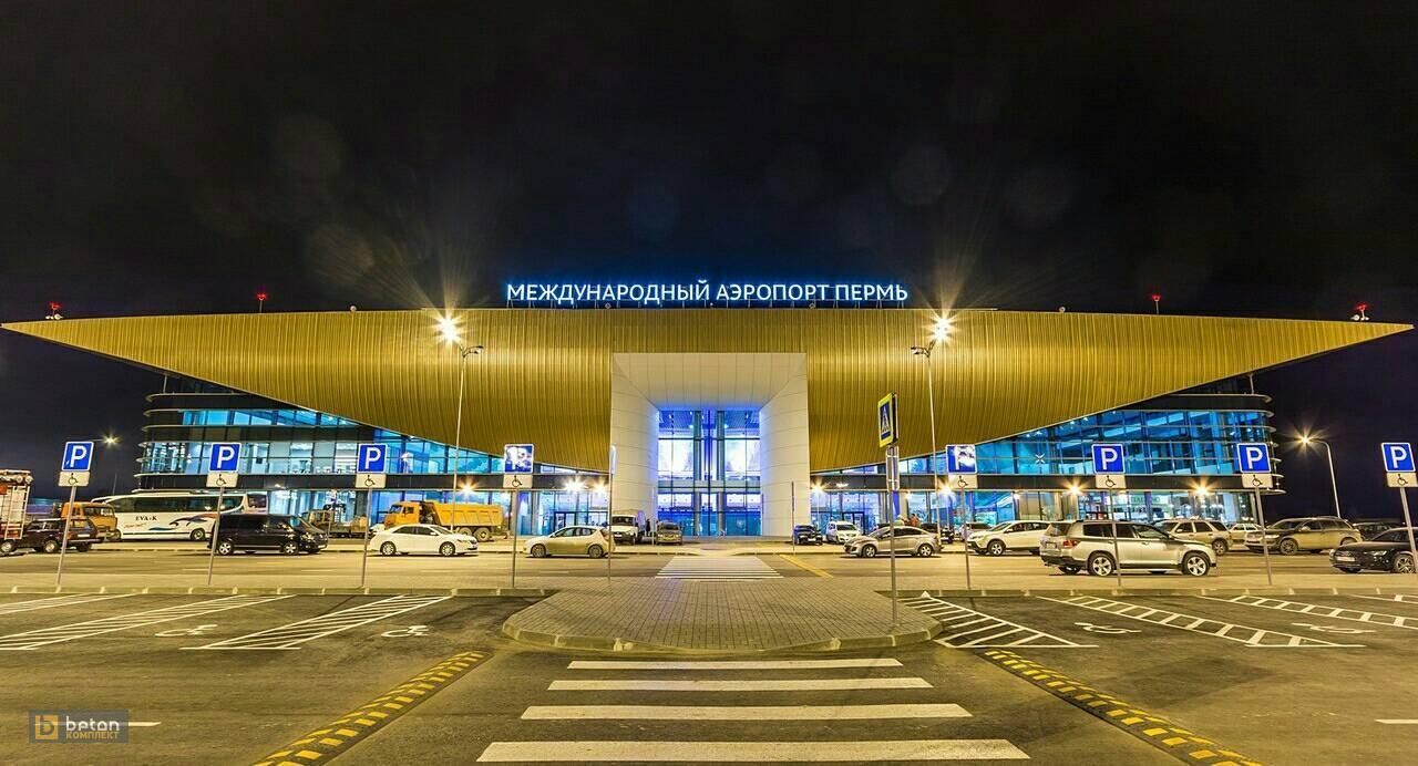 """комплекс аэропорта """"Большое Савино"""""""