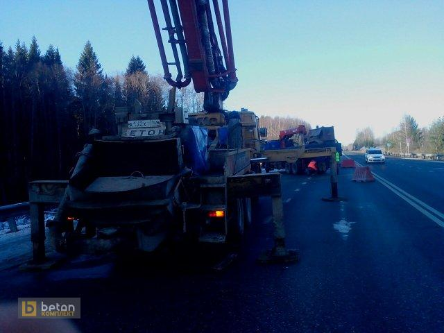 Реконструкция дороги на г.Кудымкар
