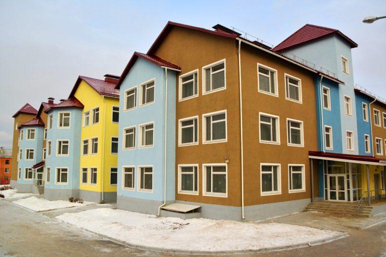 Поставка бетона для детского сада