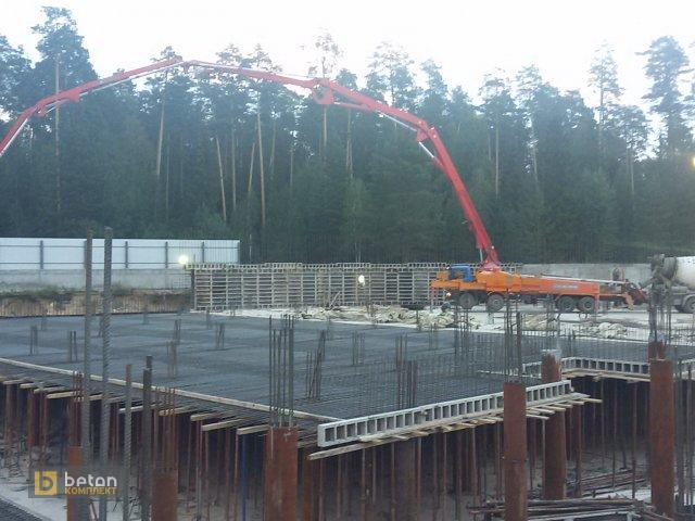 Строительство базы «Нью Граунд»