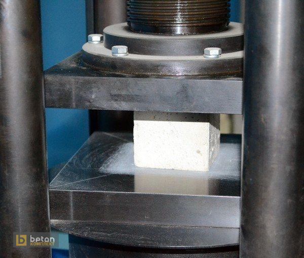 Методы испытания бетона заказать бетон а каневской