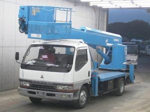 Mitsubishi Canter, ISUZU 15